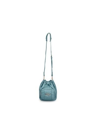 Love Moschino   Ayarlanabilir Askılı Çanta Kadın Çanta Jc4068Pp1Cla1700 Mavi